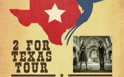 Two for Texas Tour in June!